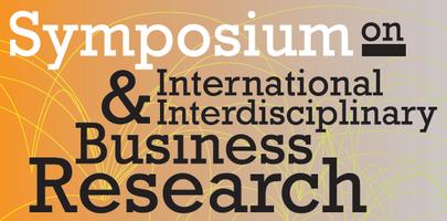 Symposium on International & Interdisciplinary...