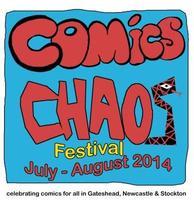 Canny Comic Con Comic Chaos Creative Collaboration!!...