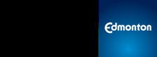 Building Community Through Recreation, Neighbourhood Services, City of Edmonton logo