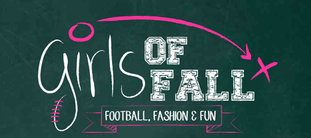 Girls of Fall, a football event for women