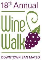 18th Annual San Mateo Wine Walk