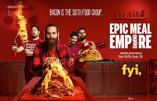#EpicMealEmpire Premiere!