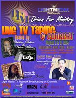 DRIVEN FOR MINISTRY LIVE TV TAPING AND CONCERT
