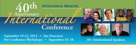 40th Anniversary Attitudinal Healing International...