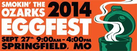 EggFest 2014   Springfield, MO   Smokin' the Ozarks