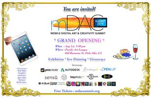 Mobile Digital Art's & Creativity Summit - Exhibition...