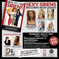 Sexy Sirens Red Carpet Book Launch