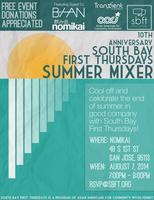 SBFT August Summer Mixer