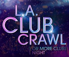 VIP LA CLUB CRAWL: Exclusive Hollywood NightClubs &...