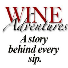 Wine Adventures Magazine + Sommelier Services logo