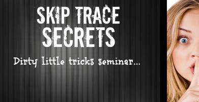 Skip Trace Secrets Seminar