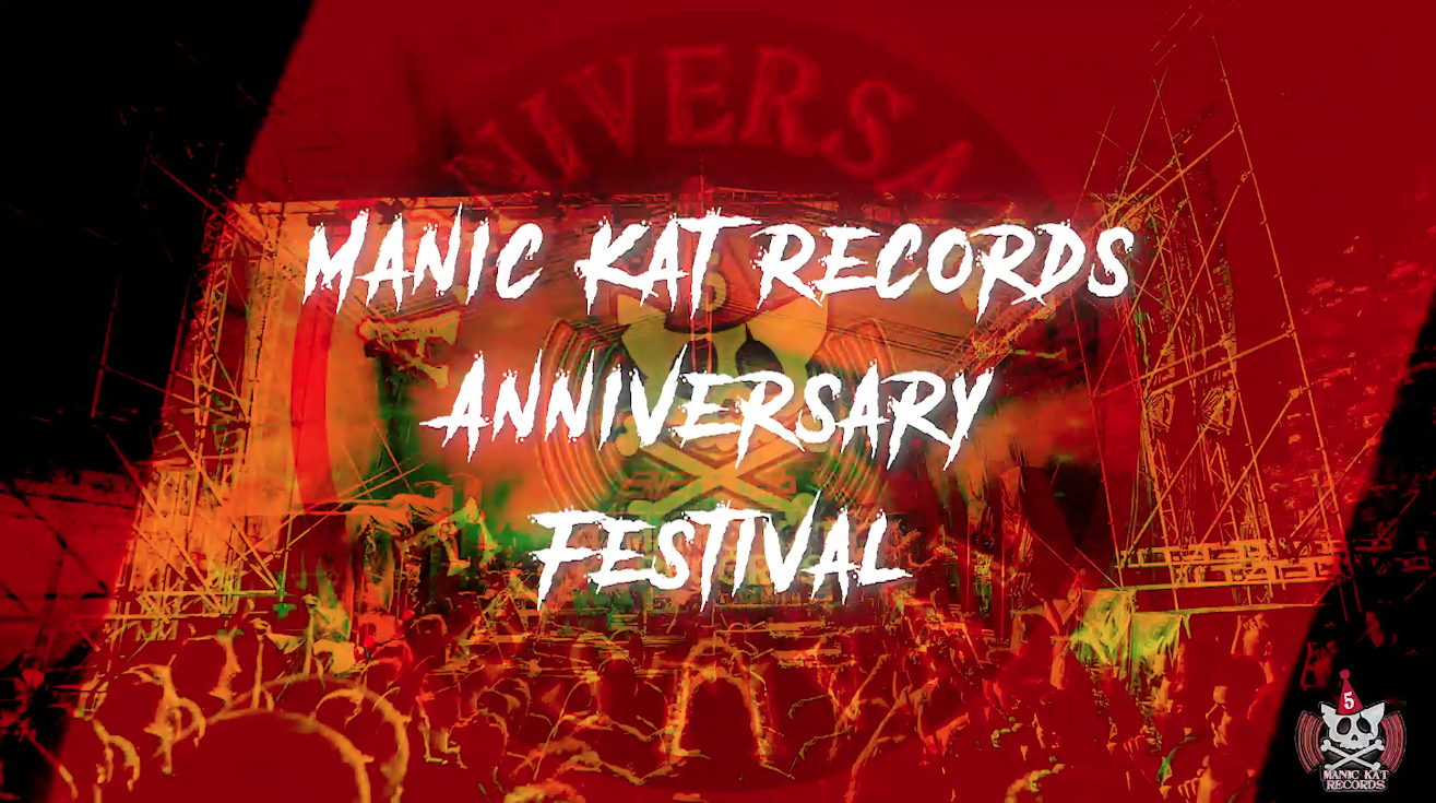 Manic Kat Records 5 Year Anniversary Festival