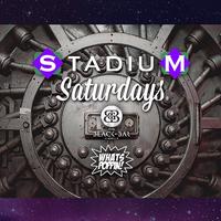 #StadiumSaturdays at Stadium Faneuil Hall