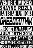 GHE20G0TH1K JULY 19TH NYC