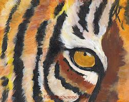 Tiger Acrylic Painting Workshop