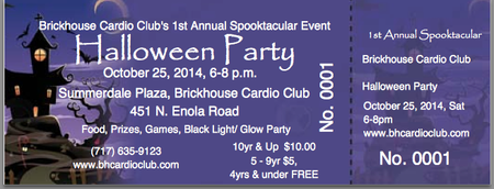 1st Annual Spooktacular Halloween Party