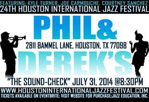 """24th Houston International Jazz Festival - """"The..."""