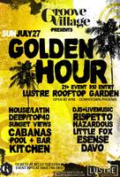 Golden Hour Pool Party- Full DJ Experience