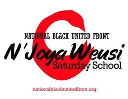 NBUF N'Joya Weusi Saturday School Info Session