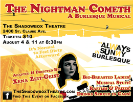It's Always Sunny in Burlesque: The Nightman Cometh