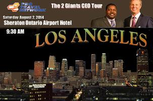The 2 Giants CEO Tour Los Angeles CA