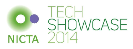 NICTA TECH Showcase 2014