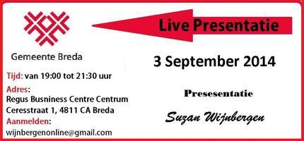 Live presentatie planb4you