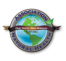 Association of Natural Health logo