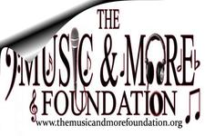 the music & more foundation logo