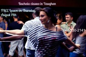 Free trial Bachata lesson @ 10 hours session