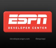 ESPN Developer Center logo