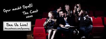 The Cast: Oper macht Spaß in Hamburg