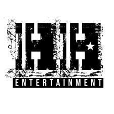 HARD HUSTLE ENTERTAINMENT  logo