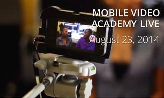 Mobile Video Academy LIVE