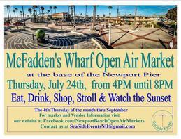 McFadden's Wharf Open Air Market