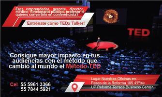 Impacto Training Calendario.Tedx Talk Training Mexico Cdmx