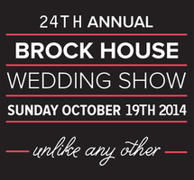 24th annual Brock House Wedding Show