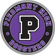 Piedmont High School Boosters Club logo