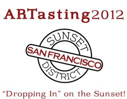 "ARTasting 2012 ""Dropping In"" on the Sunset"