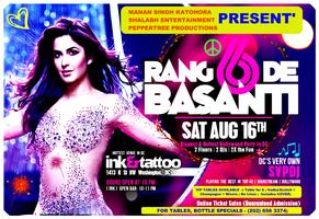 ::  Annual  RANG DE BASANTI  Bollywood-Hollywood...