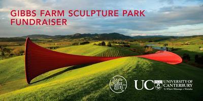 Gibbs Farm Sculpture Park Fundraiser