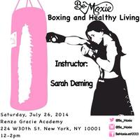 Boxing and Healthy Living