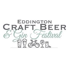 Eddington Craft Beer & Gin Festival logo