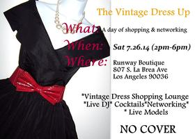 The Vintage Dress Up Mixer