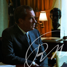 Richard Nixon Foundation  logo