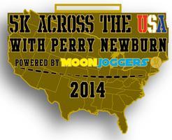 5K Across the USA - Huntington Beach