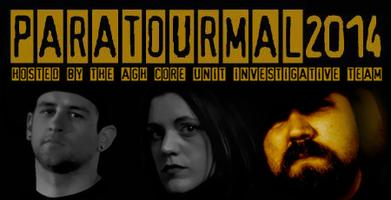 CHAD CALEK'S PARATOURMAL 2014. ONLY 100 TICKETS PER...