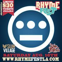 Rhyme Fest - Vendors