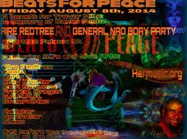 BEATS FOR PEACE AIRE REDTREE and GENERALNAO'S Bday...