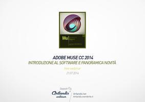 Adobe Muse CC 2014 (free webinar)